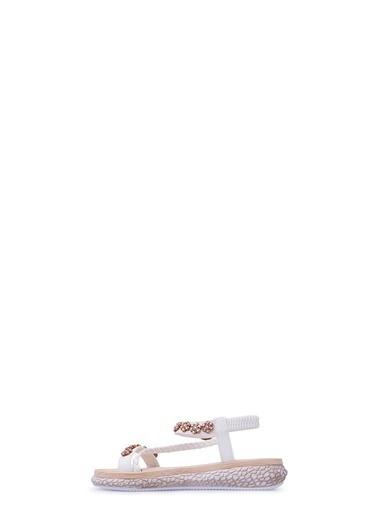 Lela Sandalet Beyaz